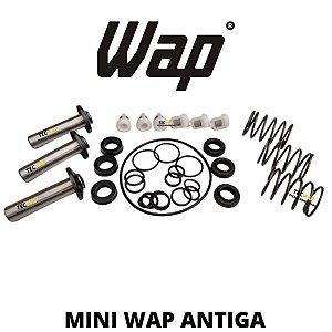 Kit Reparos com Válvulas - Kit Pistão Para Lavadora Wap Mini Antiga