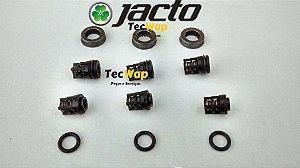 Kit Reparos Jacto J6200 6500 6800 7000 Peças Originais Jacto
