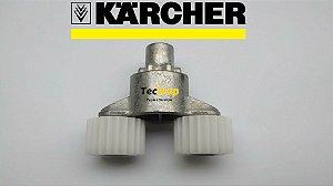 Kit Engrenagens com Eixo Duplo Karcher Original K2,K3