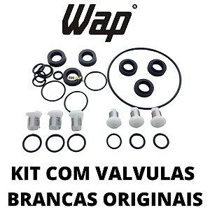 Kit Reparos com Válvulas Para Electrolux Wap Mini Antiga 4100 4500