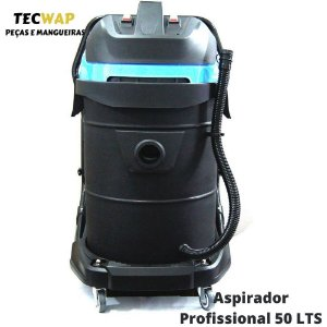 Aspirador Profissional MaxTurbo Inst. 50 Litros 1400w