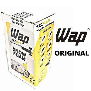 Canhão espuma Snow Foam encaixe Fino Wap Valente ORIGINAL WAP