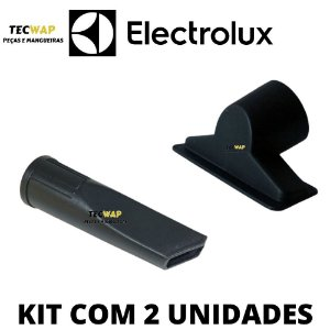 Kit De 2 Bocal D32mm para Aspirador De Pó Electrolux A10s A10n