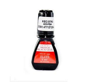 Cola para Alongamento de Cílios Fio a Fio Elite 5ml