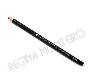 Lápis Dermatográfico Preto - Mitsu-Bishi 7600