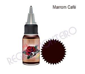Pigmento Marrom Café Iron Works