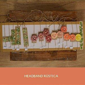 Headband Rustica