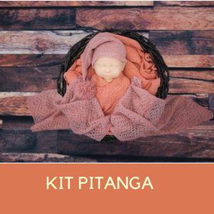 Kit Pitanga com Rosa