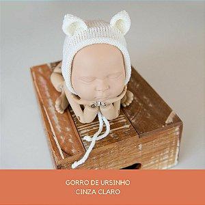 Gorro de Ursinho Cru