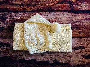Kit Amarelo Bebê