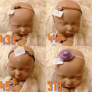 Headbands (01)- Desapega