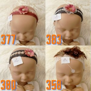 Headbands (03)- Desapega