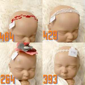 Headbands (04)- Desapega