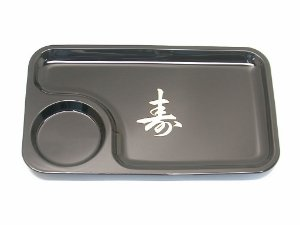 Prato para Sushi e Sashimi (Torizala 771 L) - Ideograma Oriental