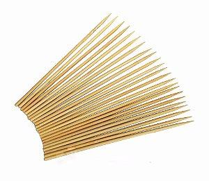 Espeto de Bambu (18cm) com 100 unidades