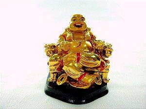 Buda da Alegria Sentado 7 cm