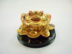 Sapo Dourado (6cm)