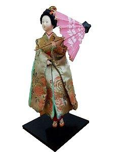Boneca Gueixa 30cm - 9008