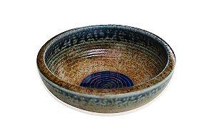 Tigela Kukurite de Cerâmica - Azul