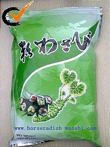 Wasabi (Raiz Forte) em Pó -  1 kg