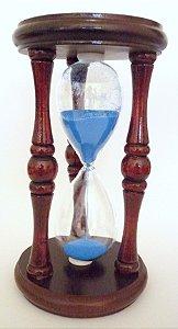 Ampulheta Redonda 143 - Azul