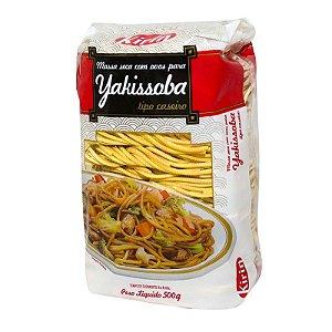 Macarrão para Yakissoba tipo Caseiro - Kirin 500 g