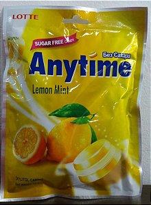 Bala de Xylitol sabor Limão SEM AÇÚCAR - Lotte 74 g