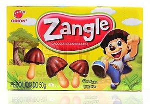 Biscoito com Chocolate (Zangle) - Orion 50 g