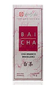 Chá Branco Bai Cha - Yamamotoyama 70 g