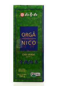 Chá Verde Orgânico - Yamamotoyama 150 g
