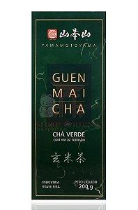 Guenmaicha (Chá Verde com Arroz Torrado) - Yamamotoyama 200 g