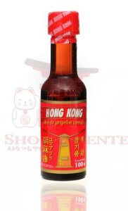 Óleo de Gergelim Torrado - Hong Kong 100 ml