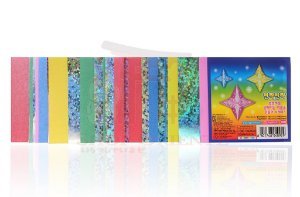 Papel de Origami 7,5 x 7,5 - 30 folhas (AM52K101)
