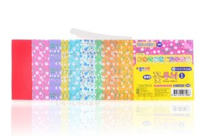 Papel de Origami 7,5 x 7,5 - 80 folhas (CD16K101)