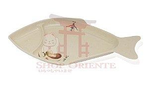 Prato Peixinho para Sushi P 811N
