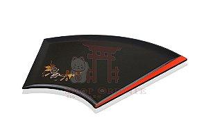 Bandeja para sushi e sashimi em leque Sakura 701 SK