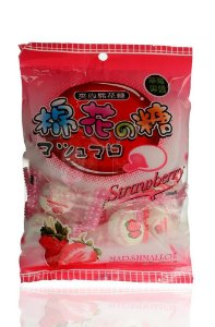 Marshmallow de Morango - Royal Family 100 g