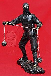 Boneco Ninja 30 cm