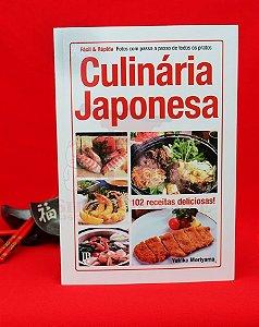 Livro: Culinária Japonesa: Fácil & Rápida - Editora JBC