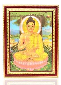 Quadro 3 D - Buda