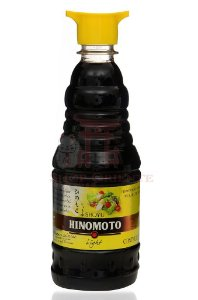 Molho de Soja (Shoyu) Light - Hinomoto 500 ml