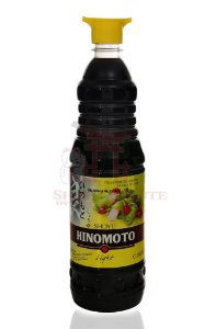 Molho de Soja (Shoyu) Light - Hinomoto 1000 ml