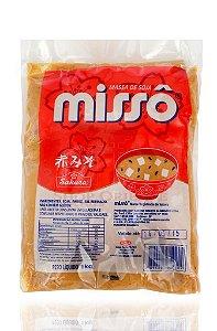 Missô (Massa de Soja) Aka Missô - Sakura 1 kg