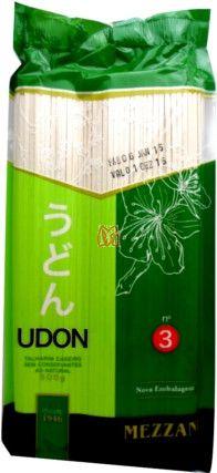 Macarrão para Udon - Mezzani 500 g