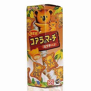 Biscoito Koala sabor Cappuccino - Lotte 49 g