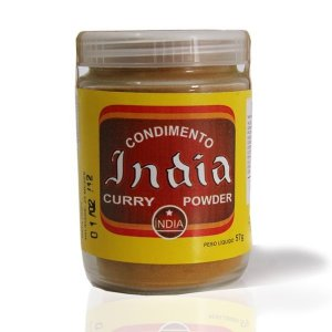 Condimento Curry em Pó - India Curry Powder 57 g