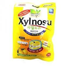 Bala de Xylitol sabor Limão - Melland 68 g
