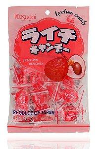 Bala de Lichia (Lychee Candy) - Kasugai 120 g