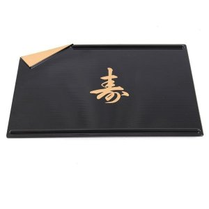 Bandeja para Sushi e Sashimi Tray com Ideograma Japonês (767 L)