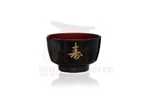 Xícara para chá (Kobati) Média com ideograma japonês